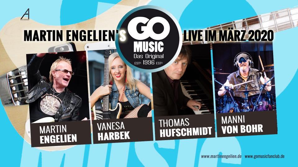 Martin Engelien's GO MUSIC